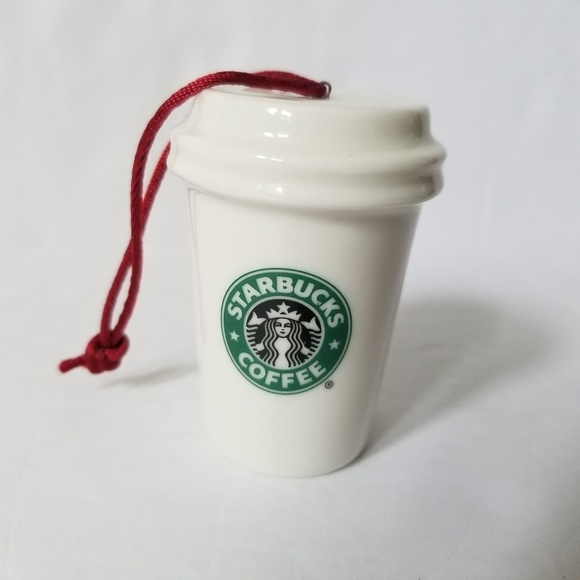 Starbucks Holiday Christmas Ornament Coffee Cup Poshmark